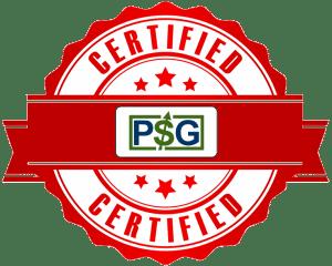 PSG Certified