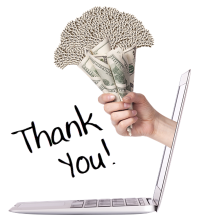 Thank You Payment