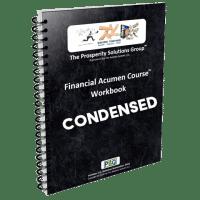 Financial Acumen Course Condensed